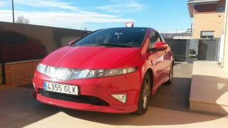 Honda civic type s con carroceria type r 1.9