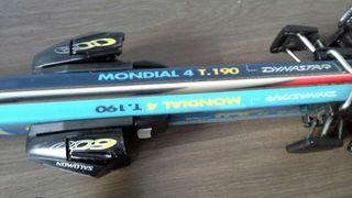 Esquís Dynastar Mondial 4 talla 190
