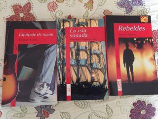 Libro Adolescente - Novela