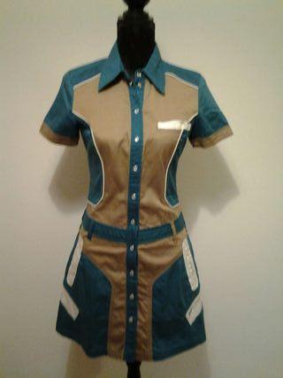 Vestido Gsus industries