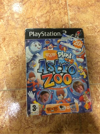 Eye Toy Play 2