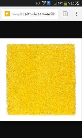 alfombras ikea hampen
