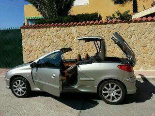 Vendo Peugeot Edición Limitada Roland Garros