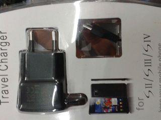 Lote cargadores micro USB universal
