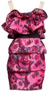 Vestido Lanvin Para H&M