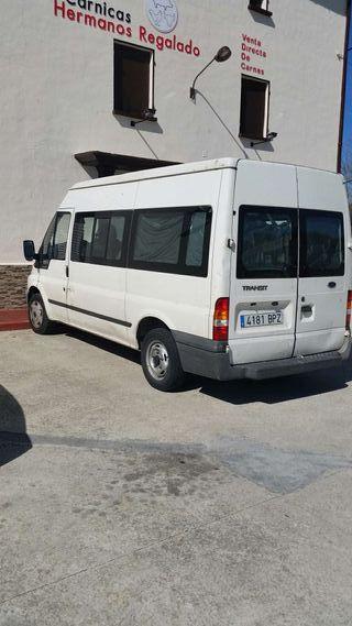 Ford transit 2.TDCI 85CV 9 plazas