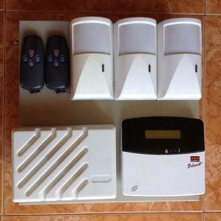 Sistema Alarma SD-2000