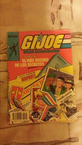 comic G.I.JOE numero 17