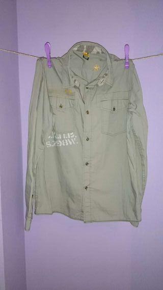 Camisa Zara Kids talla 12