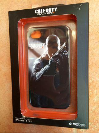 Funda para iPhone 4/4S Call of Duty: Black Ops 2