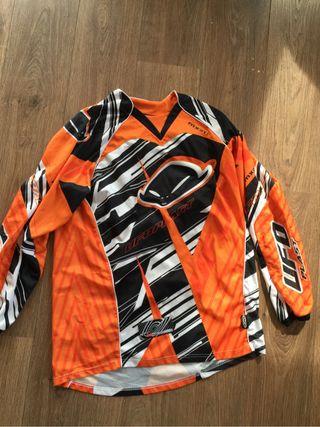 Camiseta UFO Enduro / motocross Talla XL