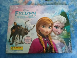 Album Frozen Panini completo