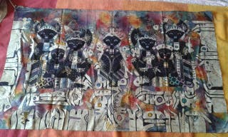 Batik de Indonesia