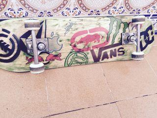 Skate Graffiti decoración