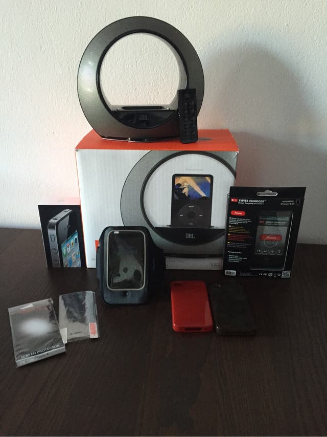 PACK IPHONE + ALTAVOZ JBL