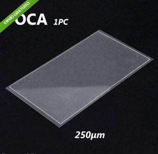 Adhesivo UV OCA para pantalla De Cristal Samsung Galaxy Note 2 GT N7100