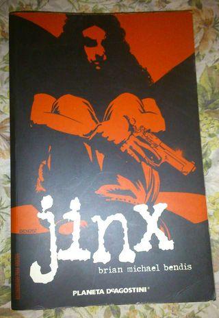 Novela gráfica JINX