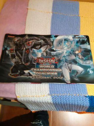 Tapete Yu-Gi-Oh Regional 2012