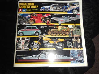 Catálogo Tamiya 1997