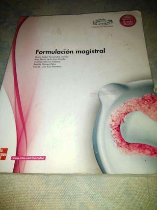 Libro de Formulación magistral