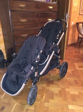 Baby Jogger City Select Carrito Gemelar