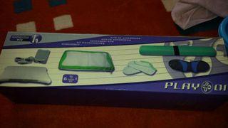 Kit de accesorios para Wii