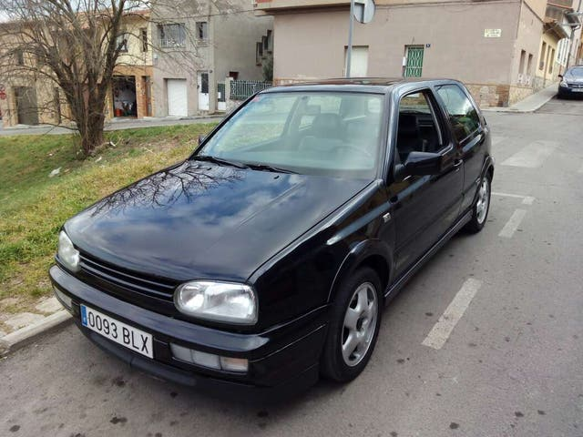 Volkswagen Golf vr6 2.8