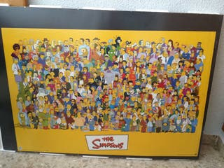 POSTER SIMPSONS GIGANTE