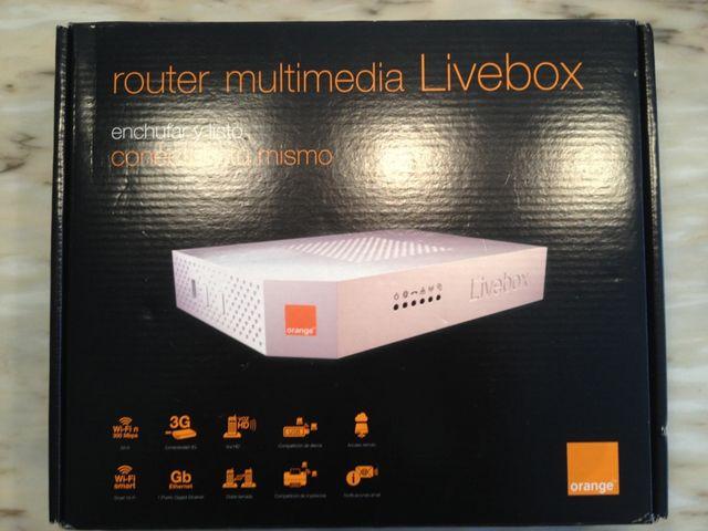 ROUTER ORANGE ADSL