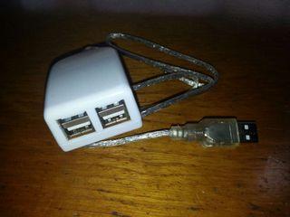 Hub USB multipuerto