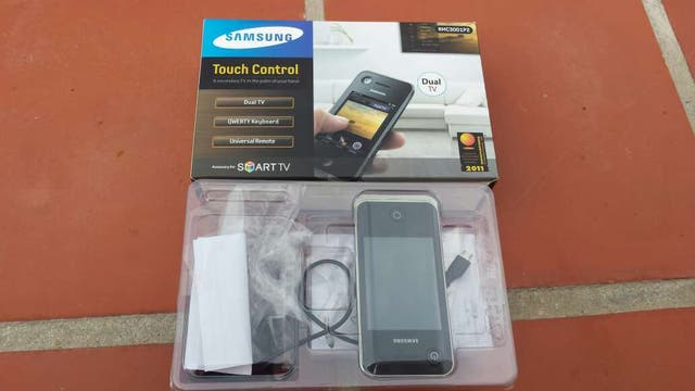 Samsung Touch Control RMC30D1P2