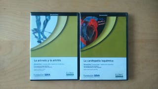 Dvd's medicina, guia enfermedades