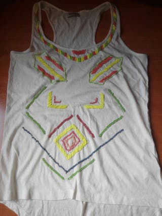 Camiseta étnica P&B S