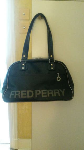 Sac Fred Perry mixte