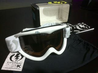 Gafas snow o esqui electric NUEVAS