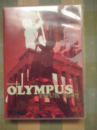 Dvd Olympus+24H Non Stop Music doble
