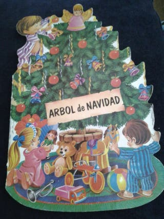 """Cuento infantil """"Árbol de Navidad"""""""