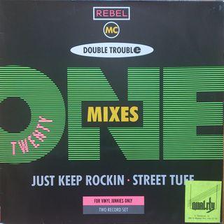 Rebel Mc Street Tough Con Fatboy Slim Remix