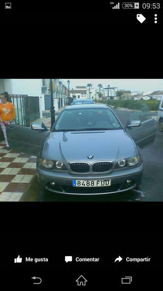 BMW Serie 3 ,330 cd , 204 cv Coupe