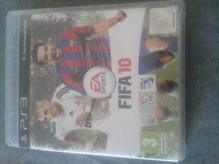 Juego ps3 FIFA 10