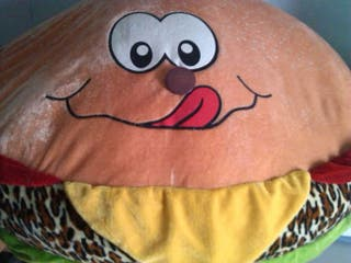 Sillon hamburguesa