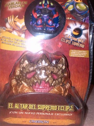 El Altar del Supremo Eclipse ONEIRON - Gormiti La