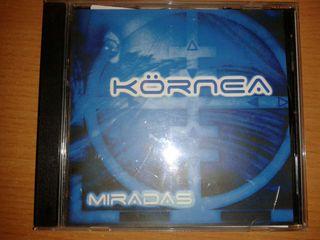 "Cd grupo ""körnea"", Miradas."