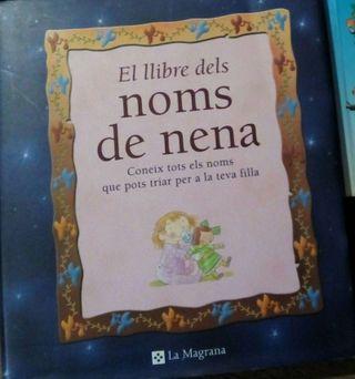 El llibre dels noms de nena