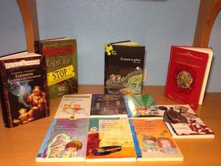 Lote 10+1 Libros Para Niños De +10 Años