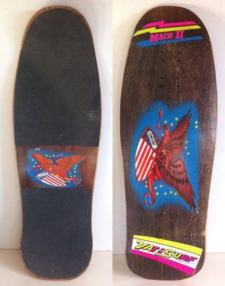 Varisurf Tabla Nueva Skate Var Surf Sports Mach II