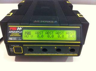 Cargador PAG AR124PLD +2 Baterias