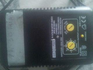 Cargador baterías rc