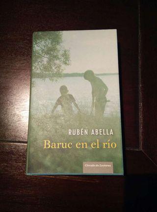 Libro , Baruc en el río, de Rubén Abella