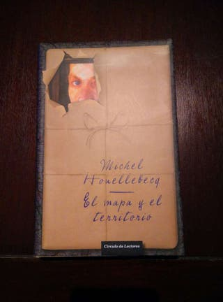 Houellebec, el mapa y el territorio. Libro